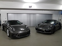 Porsche 991 GT3 facelift and turboS Exclusive Series
